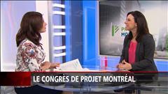 La chef de projet Montréal, Valérie Plante, nous parle de leur congrès en fin de semaine