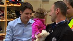 Le Canada, terre d'accueil?
