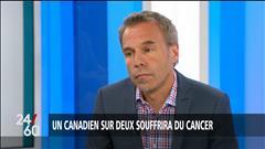 Un Canadien sur deux souffrira du cancer