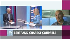 Bertrand Charest coupable
