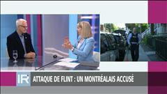 Attaque de Flint : un montréalais accusé