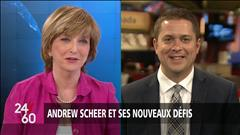 Les nouveaux défis d'Andrew Scheer