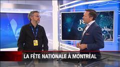 La fête nationale à Montréal