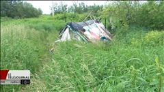 Les personnes itinérantes vivent de plus en plus dans des campements de fortune à Moncton