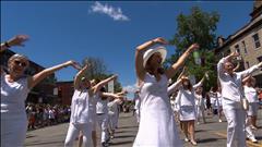 Défilé de la Saint-Jean à Montréal