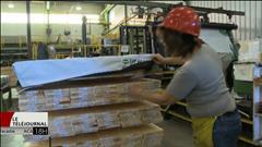 L'imposition par Washington de droits antidumping sur l'industrie du bois d'oeuvre