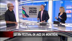 Le 38e Festival de jazz de Montréal