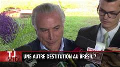Le président brésilien est formellement accusé de corruption