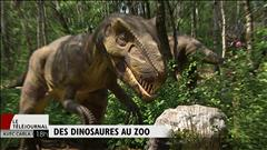 Exposition Dinosaurs Alive