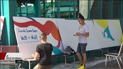 L'art aux Jeux d'été du Canada
