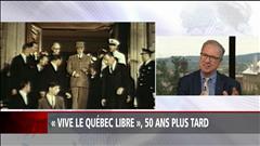 «Vive le Québec libre», 50 ans plus tard