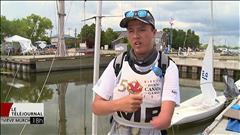 Jeux d'été du Canada : les para-athlètes aux compétitions de voiles