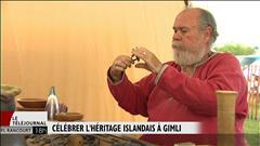 Première journée du festival islandais à Gimli