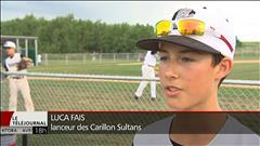 Jeux du Canada : Une équipe de baseball exauce le rêve de son préposé aux bâtons manitobain
