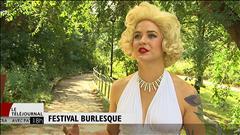 Deuxième Festival international de burlesque à Winnipeg