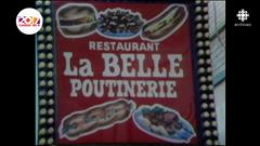 La tradition de la poutine au Québec et au Nouveau-Brunswick