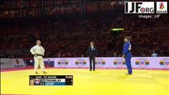 Trois Québécois en action aux mondiaux de judo