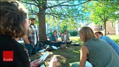 Crise du fentanyl: l'Université de King's College à Halifax prête à toute éventualité