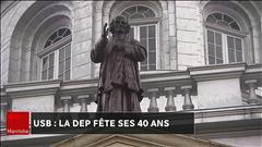 40e anniversaire de la Division permanente de l'Université de Saint-Boniface