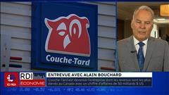 Entrevue avec Alain Bouchard