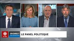 Le panel politique du 20 septembre 2017