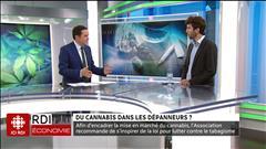 Du cannabis dans les dépanneurs?
