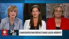 Candidates par défaut dans Louis-Hébert?