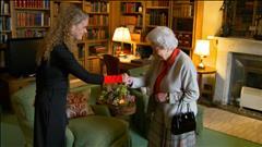 Rencontre entre Julie Payette et la reine Élisabeth