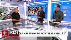 Marathon de Montréal annulé