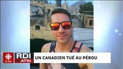 Un Canadien tué au Pérou