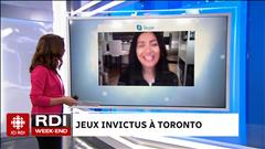 Jeux Invictus à Toronto