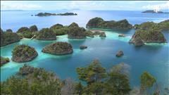 Paradis menacé en Indonésie