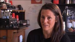 Entrevue avec Charline Labonté