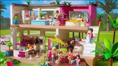Visite du studio derrière le premier film Playmobil