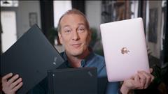 PLANÈTE TECHNO - Critique d'un ordinateur au look classique