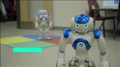 PLANÈTE TECHNO - Un robot dans les classes du primaire