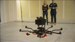 PLANÈTE TECHNO - Les drones changent la façon de tourner des films