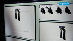 Capsules Réinventer: un musée du futur - Cuisinière électrique