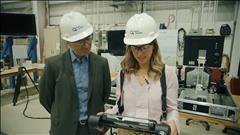 Des robots pour aider Hydro-Québec