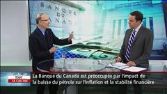 Décision précipitée de la banque du Canada? (2015-01-21)