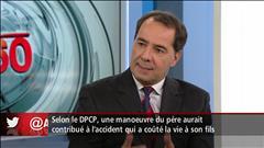Filature mortelle : le DPCP s'explique