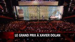 Cannes : Xavier Dolan remporte le Grand prix du jury