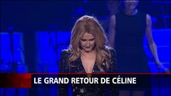 Le grand retour de Céline