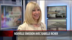 Isabelle Richer de retour