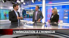 L'immigration à l'honneur