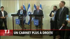 Un cabinet plus à droite