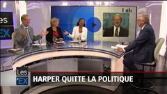 S. Harper quitte la politique