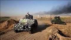Offensives simultanées sur Falloujah et Raqqa