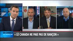Notre panel politique du 26 avril : otages et politique, supercliniques