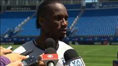 Entrevue avec Didier Drogba